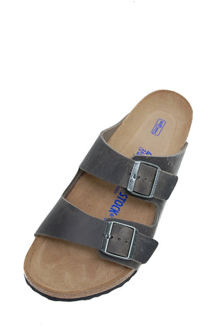 Birkenstock Arizona BS 0552801 soft footbed iron