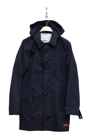 Knowledge Cotton Apparel Parka 92257 total eclipse 1001