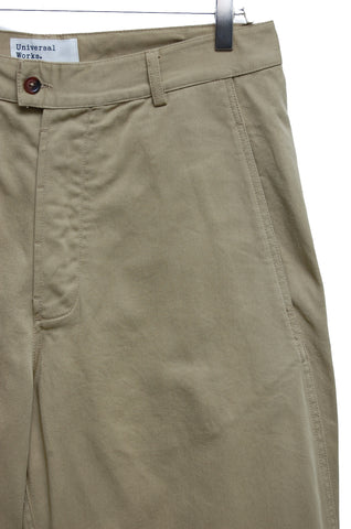 Universal Works Bakers Pant sand 18132