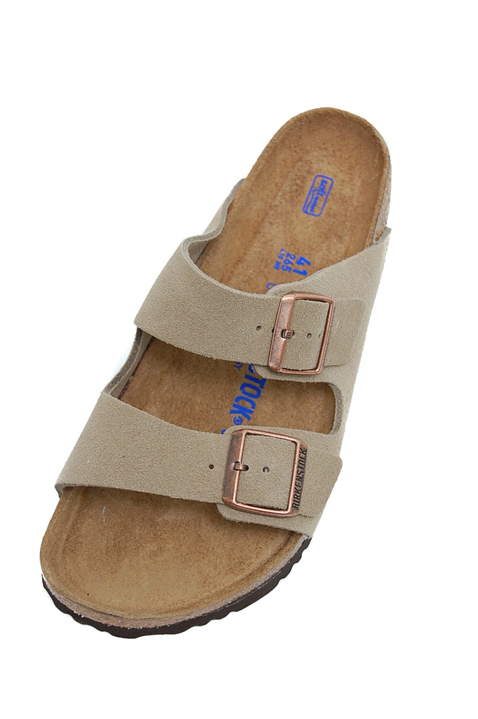 Birkenstock Arizona BS 0951301 soft footbed taupe