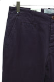 Cuisse de Grenouille Chino warm dark navy