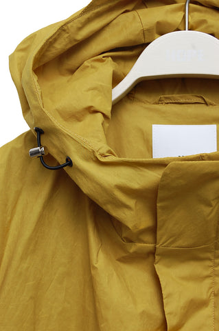 Welter Shelter Terror Weather Parka yellow waxed