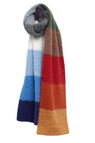 Howlin' Straight Ahead Scarf square