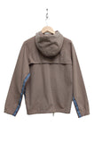 Universal Works Hooded Windbreaker canvas warmstone 18519