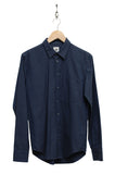 Delikatessen D715148TM Feel Good Shirt navy oxford