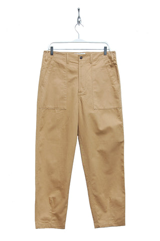 Universal Works Fatigue Pant Twill sand 16132