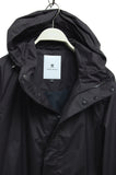 Welter Shelter Terror Weather Parka black waxed