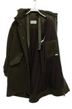 Oliver Spencer Trinity Parka marriot green