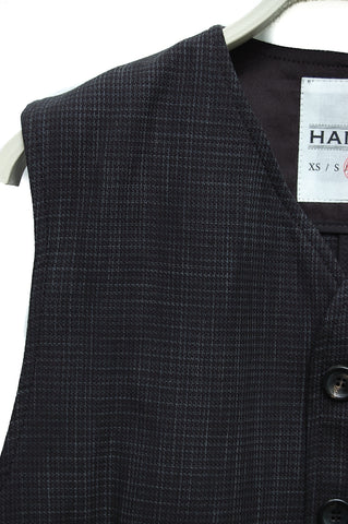 Hansen Kalle black check 14-9-5