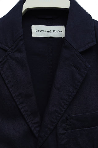 Universal Works London Jacket Twill navy 16101