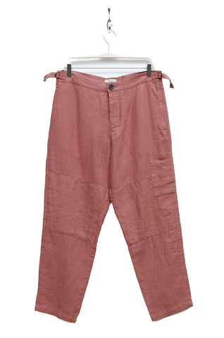 Oliver Spencer Judo Pant evering pink