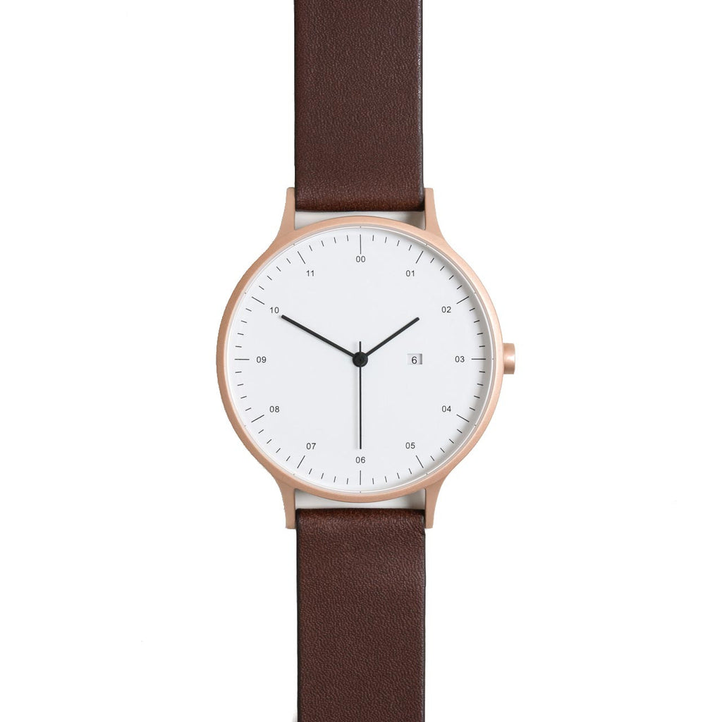 INSTRMNT 01-A rose gold/brown