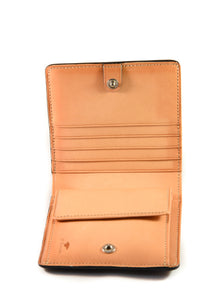Il Bussetto Horizontal Wallet With Coin Pocket black