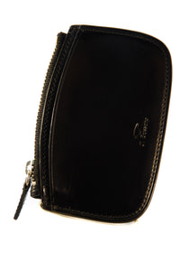 Il Bussetto Zipped Coin Purse black