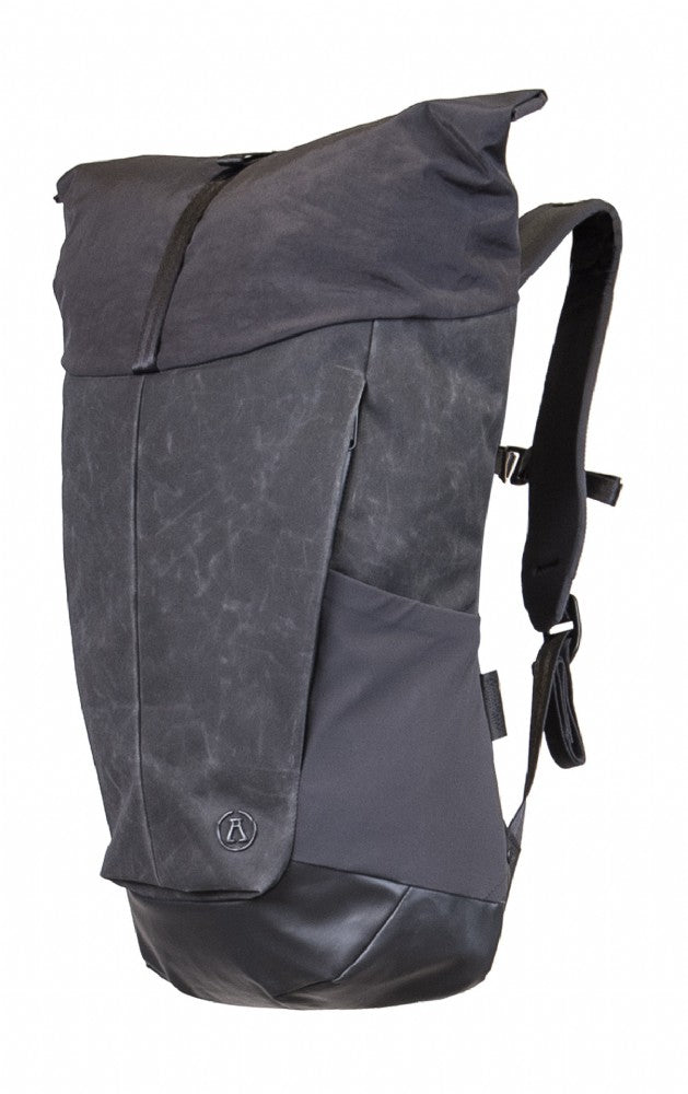 Alchemy Equipment 20 Litre Rolltop Daypack graphite wax