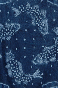 Indigo People Carp Bandana