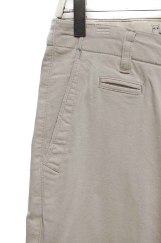 Knowledge Cotton Apparel Pistol Joe 70072 light feather grey 1228