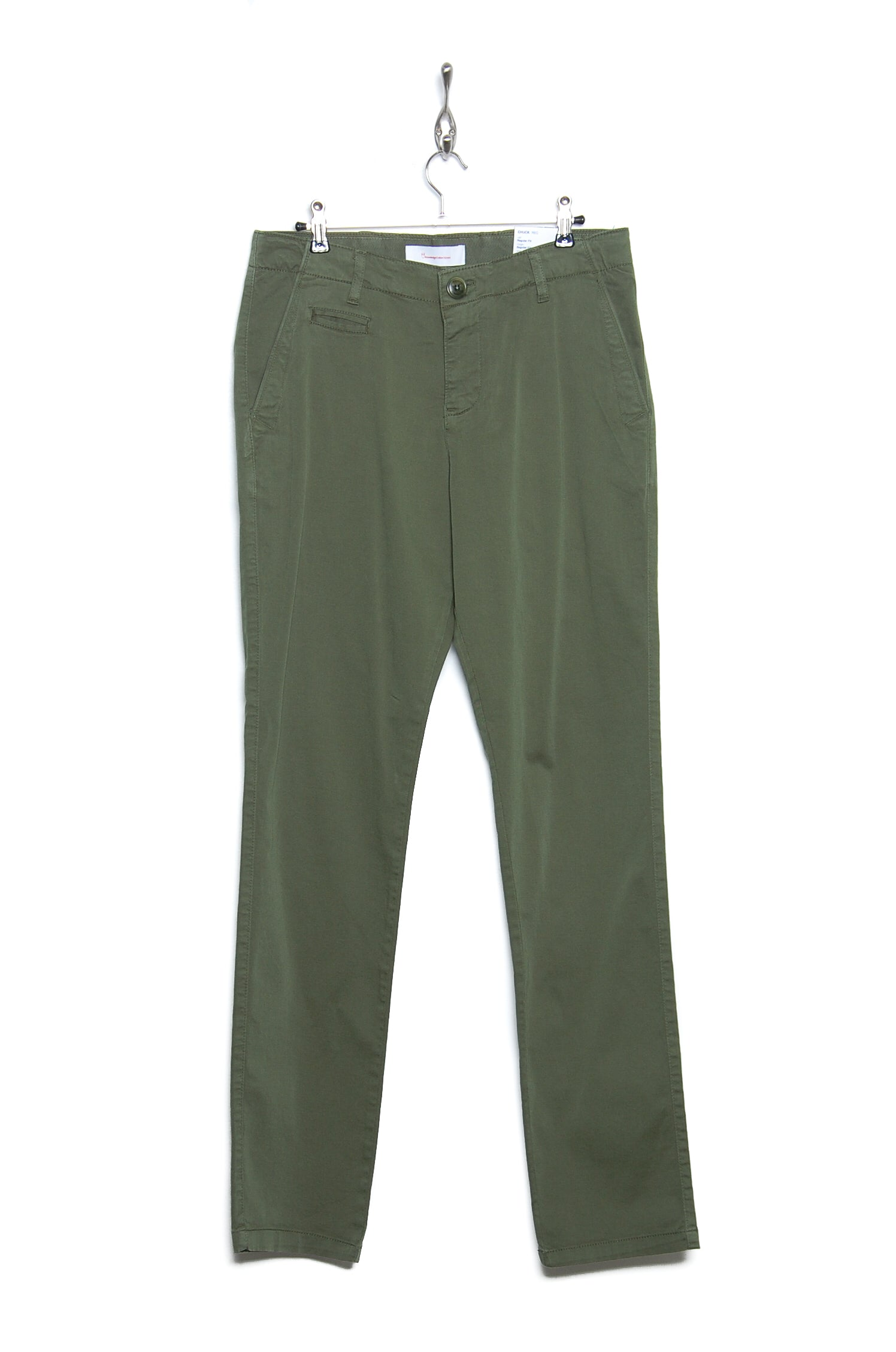 Knowledge Cotton Apparel Chuck 70230 1278 green forest