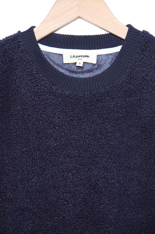 La Panoplie Teddy Sweat navy