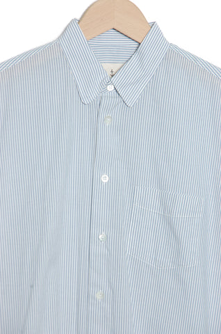 LA PAZ Ribeiro  Chest pocket blue stripes