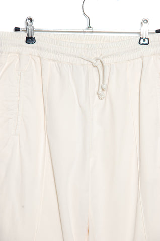 LA PAZ Lemons beach trousers antique white