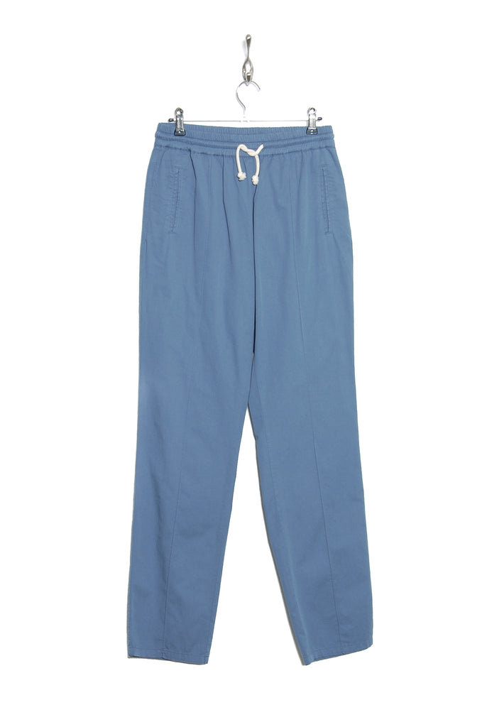 LA PAZ Lemons beach trousers blue stone