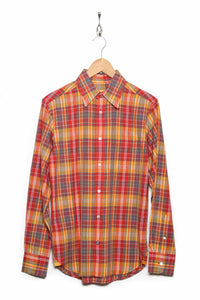 Classic Shirt orange check