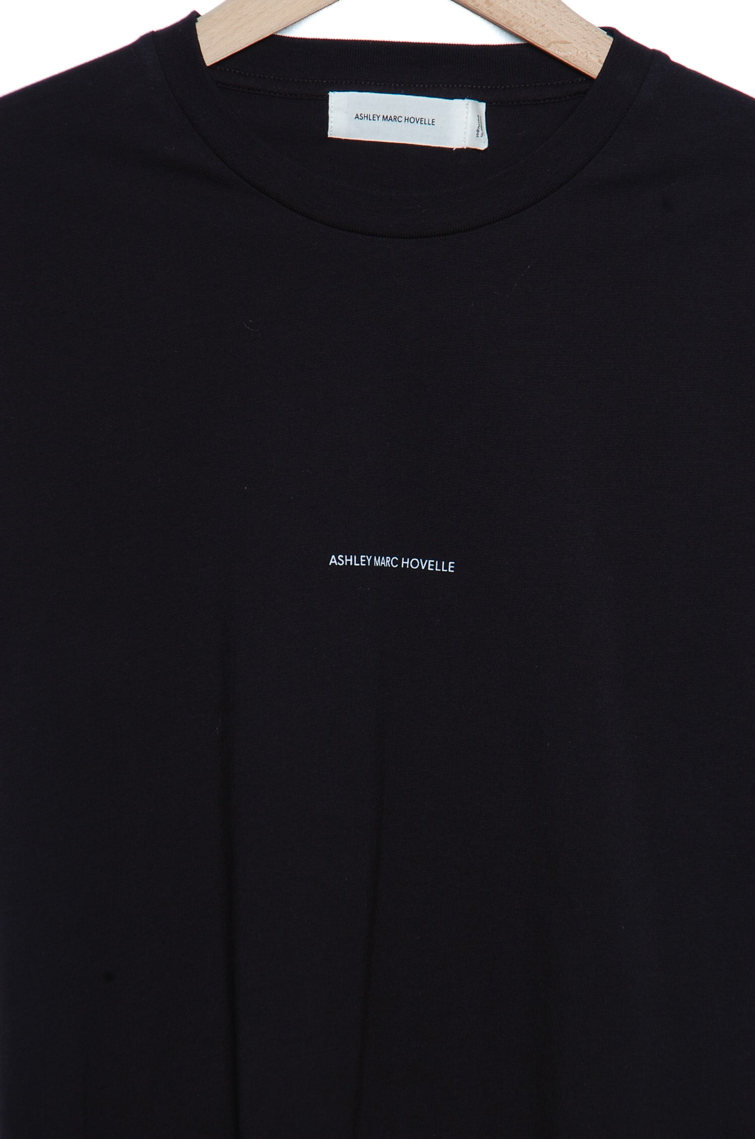 Ashley Marc Hovelle T-Shirt black