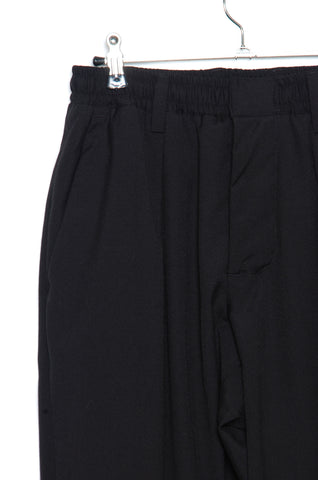 Ashley Marc Hovelle Pleated Trousers black