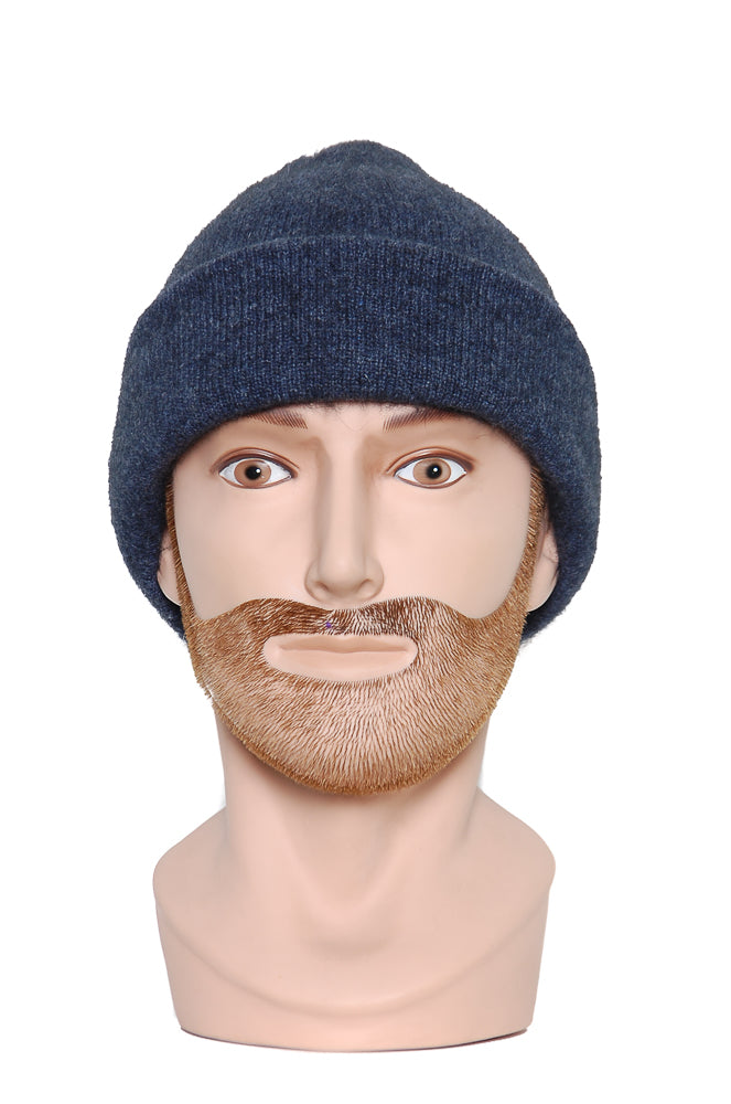 Noble Wilde Beanie bluewash