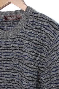 Noble Wilde Ripple Sweater 342 pumice