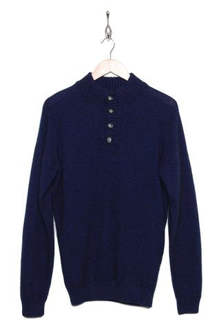 Noble Wilde Vickers Sweater 112 maritime