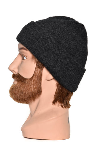 Noble Wilde Beanie charcoal