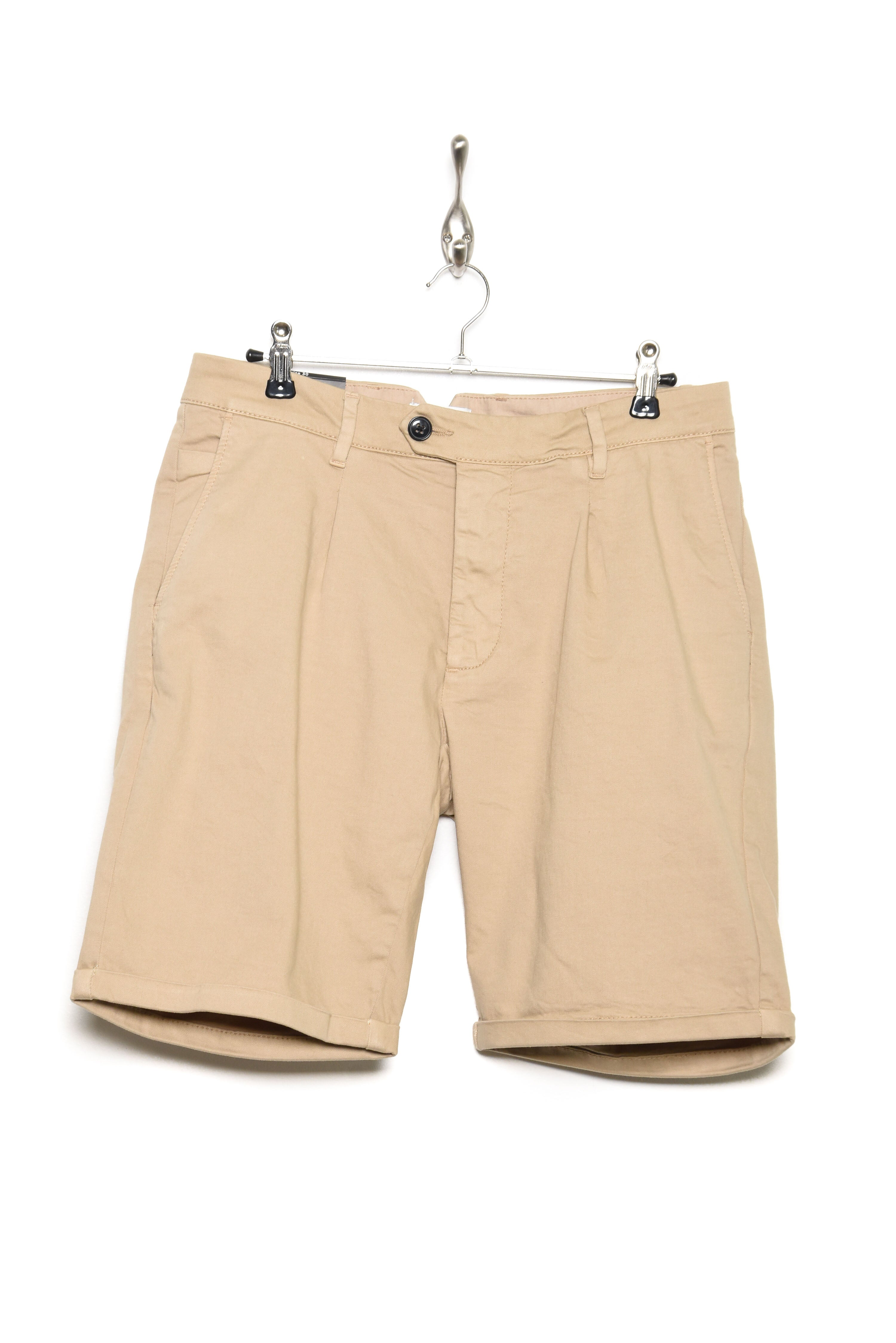 Nowadays Turn Up Shorts white pepper NY0504D3