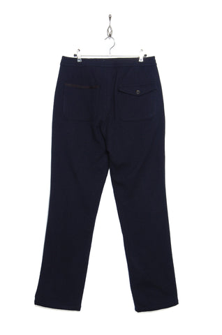 Oliver Spencer OSMT48B HEATON Drawstring Trouser navy