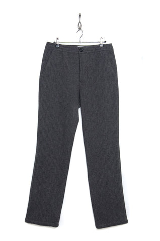 Oliver Spencer OSMT48B HEATON Drawstring Trouser charcoal