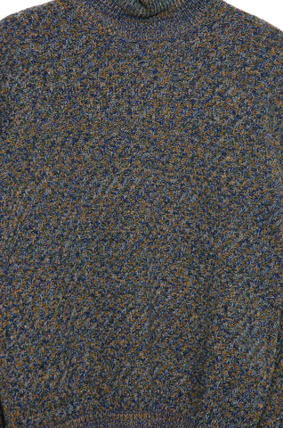 Oliver Spencer OSMK638 Dax Hereford Talbot Rollneck dark multi