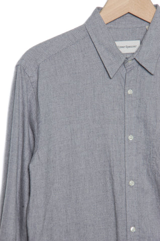 Oliver Spencer OSMS200D ABBINGDON New York Special Shirt grey
