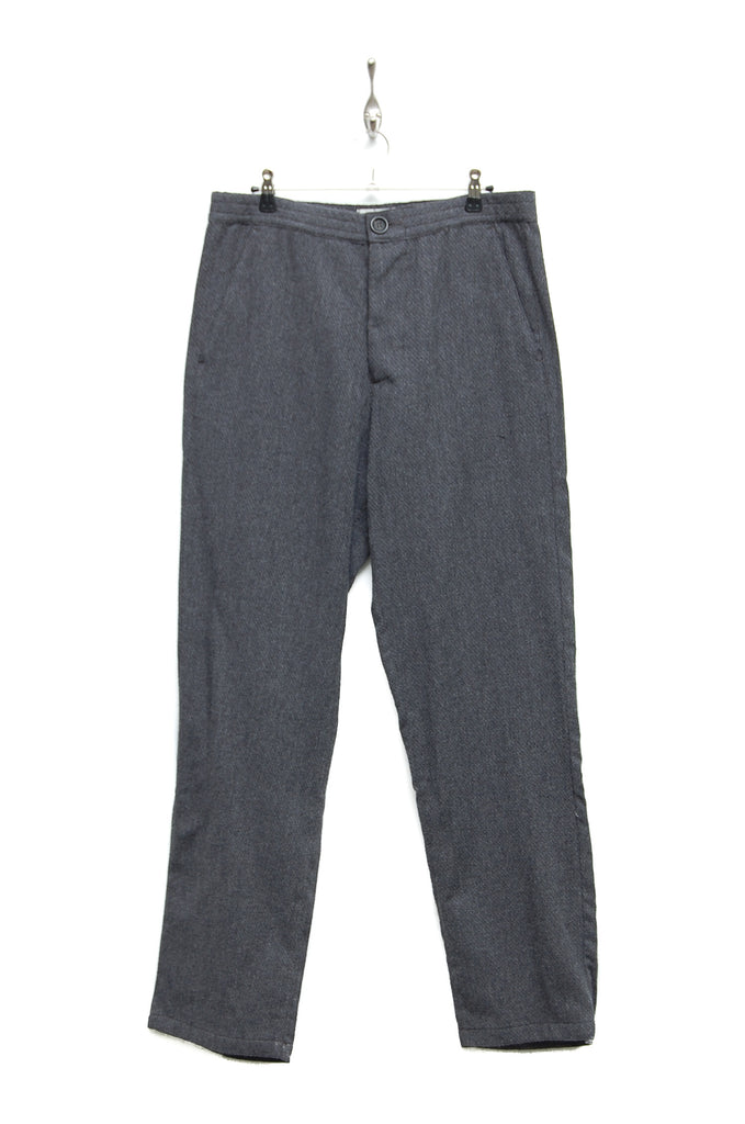 Oliver Spencer Drawstring Trouser Caldwell grey OSMT48A