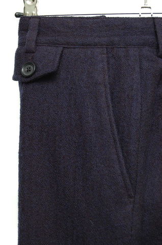 Oliver Spencer Fishtail Trouser Dexter midnight OSMT20D