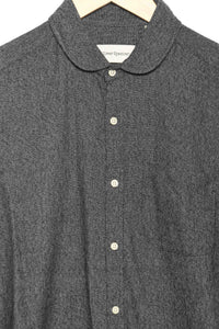 Eton Collar Shirt barnham charcoal