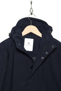 Terror Weather Polyrayon Wool Look navy