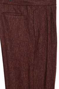 Winered Wool Trousers M001/03 79