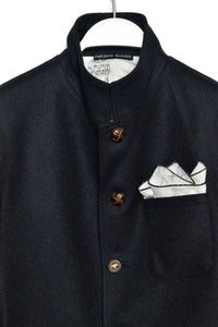 Reykjavik District Eastwood Sakko navy check