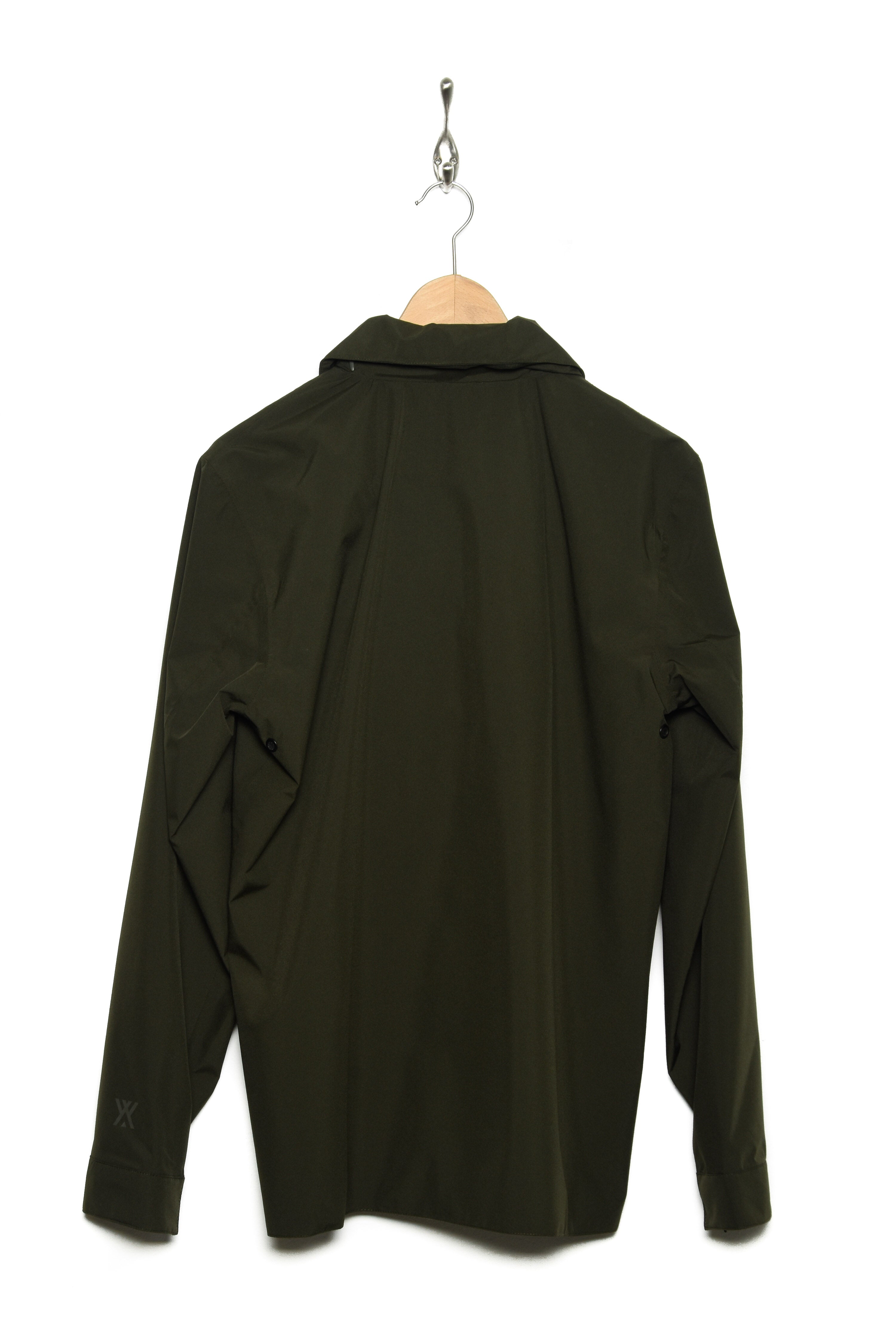 Welter Shelter Shirt Jacket forest night