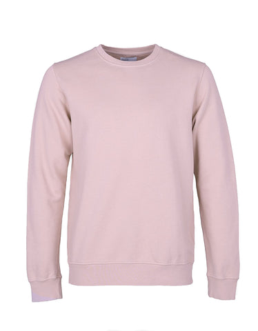 Colorful Standard Crew Sweat faded pink