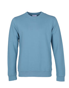 Colorful Standard Crew Sweat stone blue