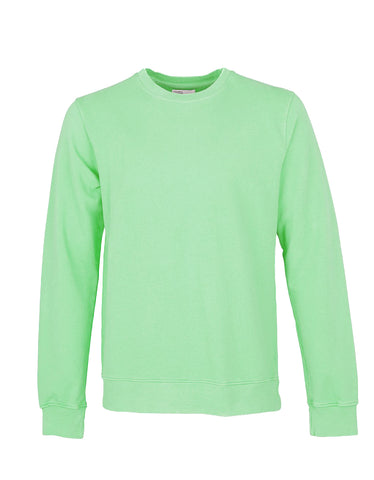 Colorful Standard Crew Sweat faded mint