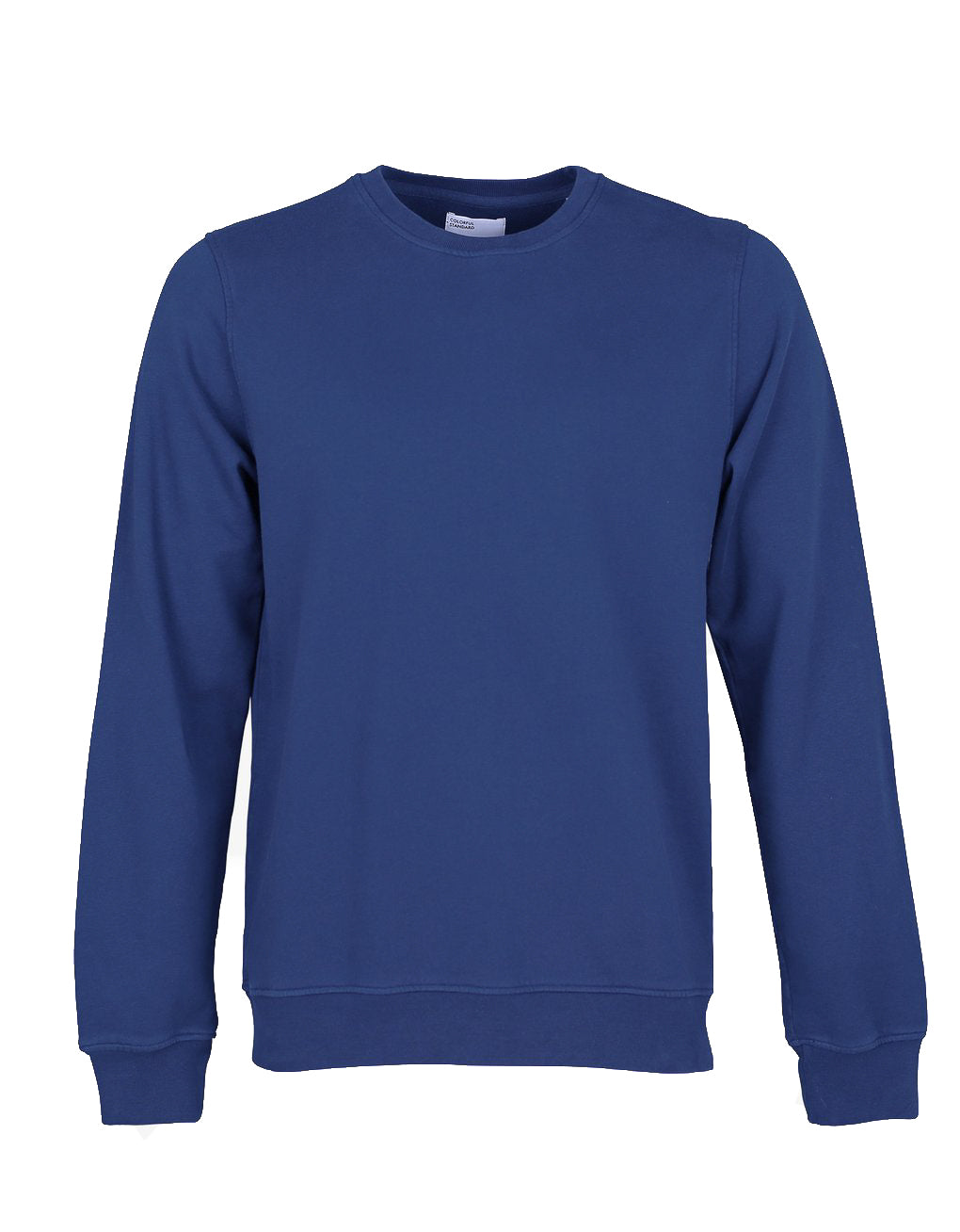 Colorful Standard Crew Sweat royal blue