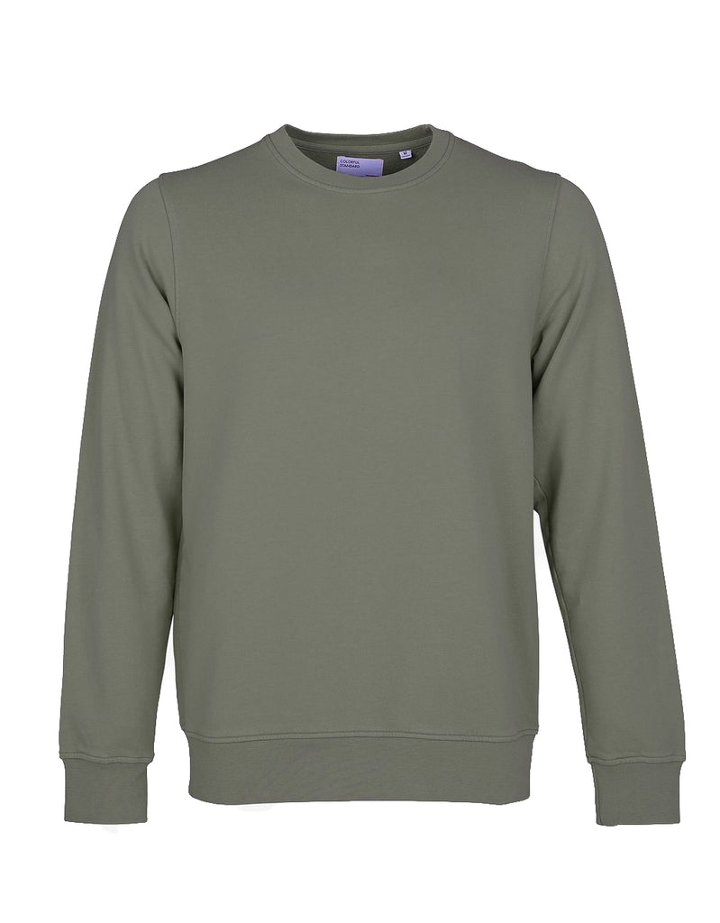 Colorful Standard Crew Sweat dusty olive